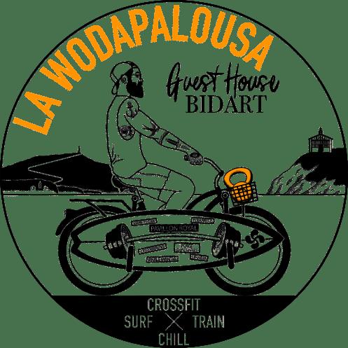 Logo Wodapalousa Modjo
